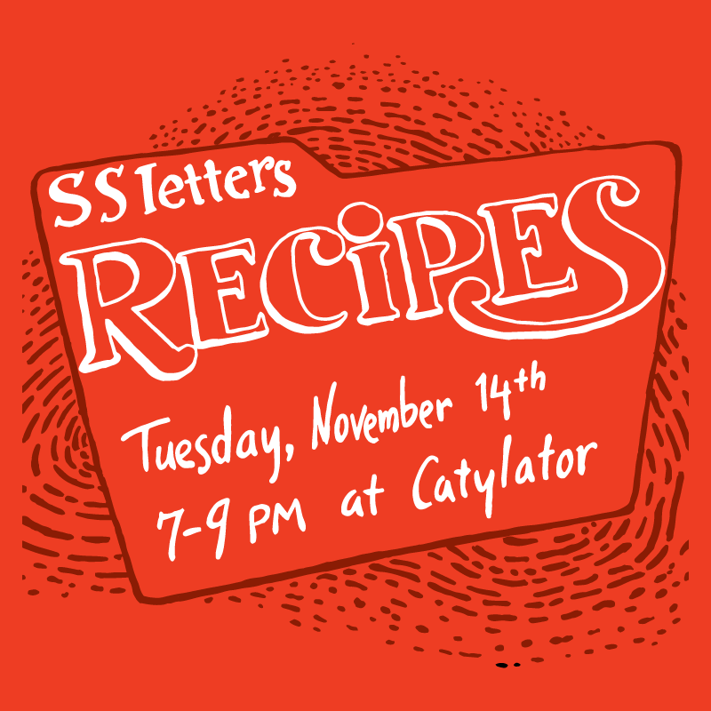 November Doodle Session Recipes \u2014 Unofficial Hand Lettering