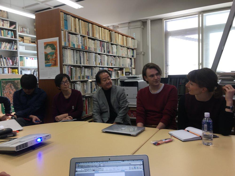 Ito meeting