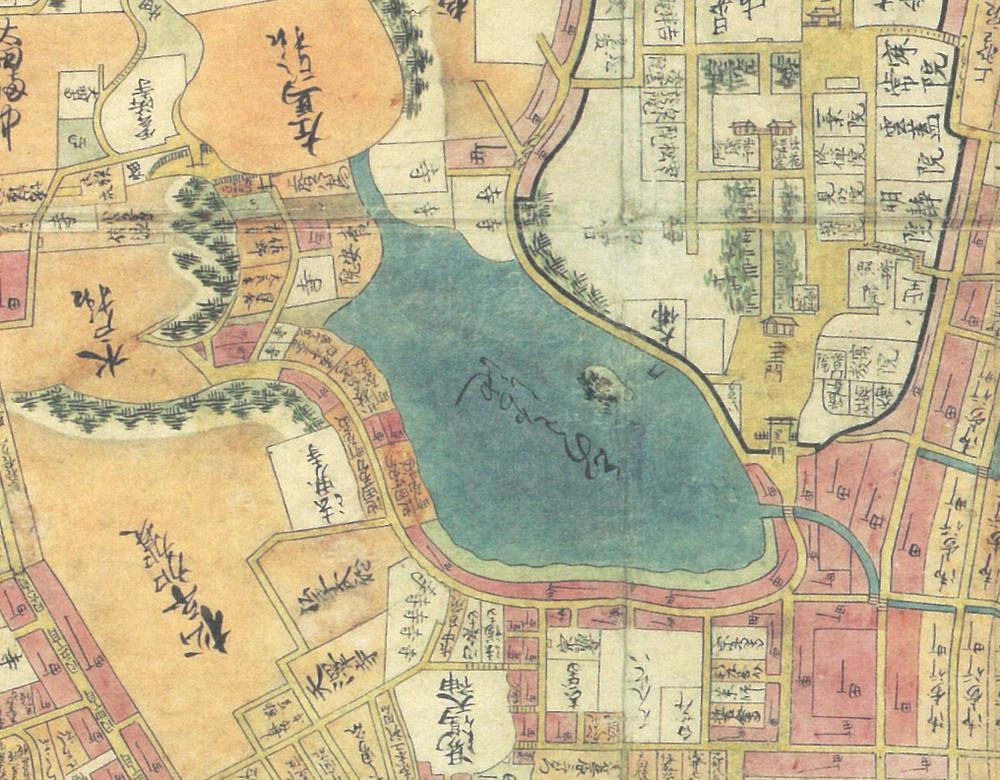 shinobazu pond meireki.png