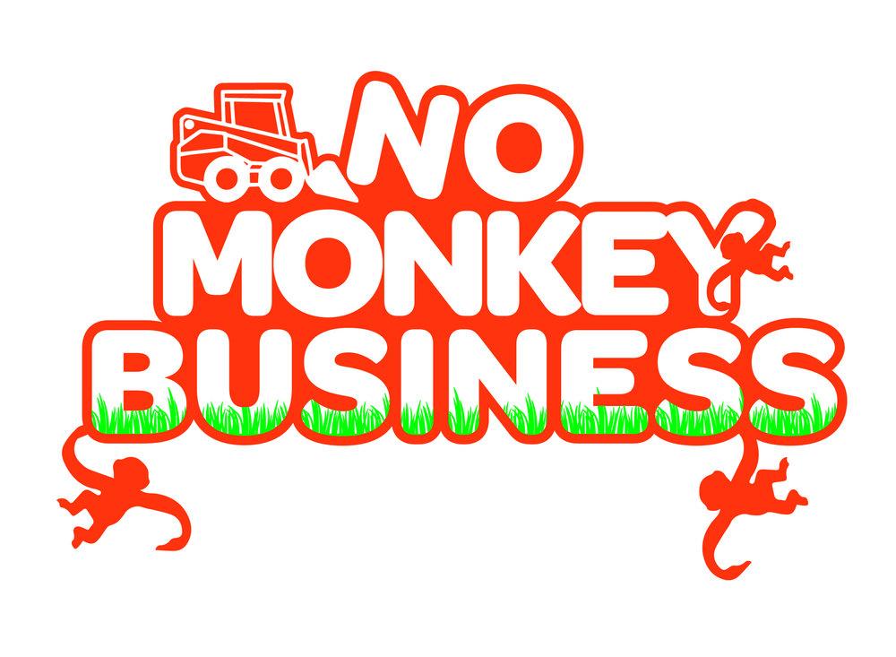No Monkey Business  - 11/3/18