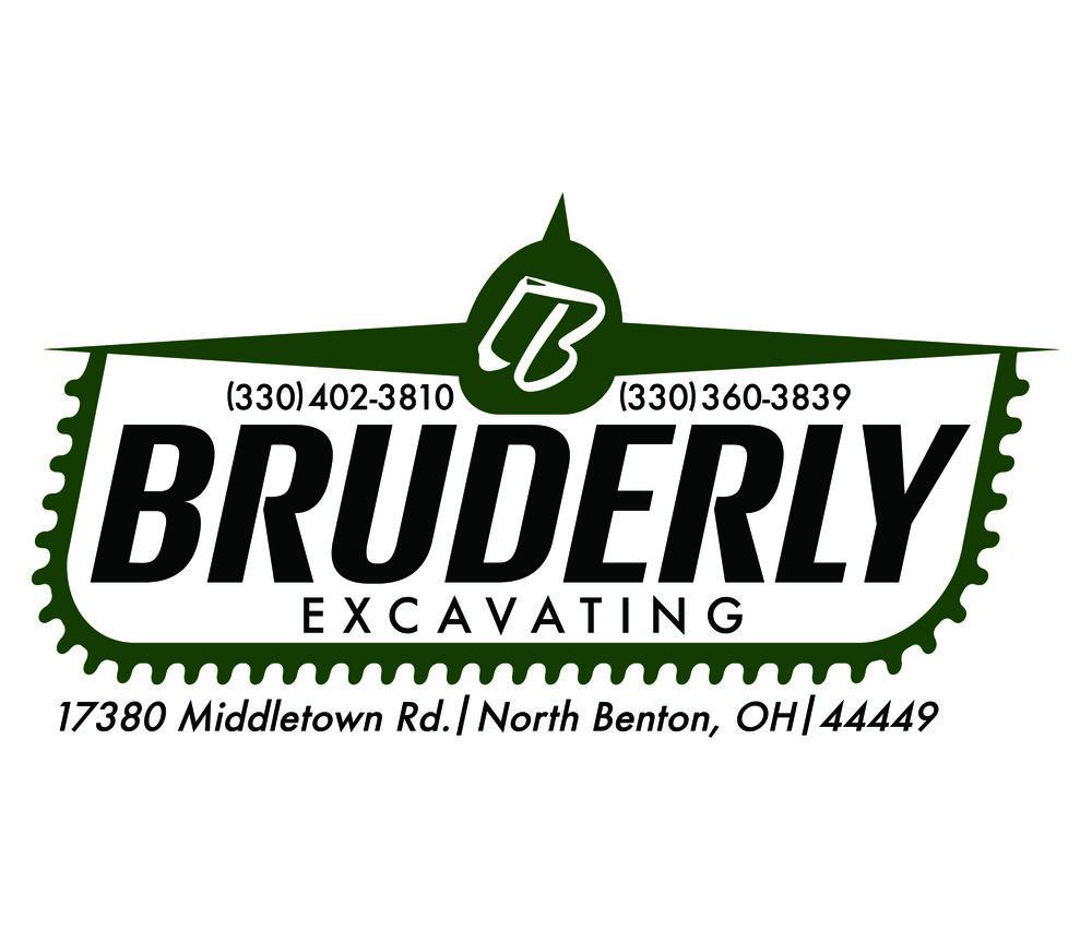 Bruderly Excavating (Logo Clean-Up) - 10/18/18