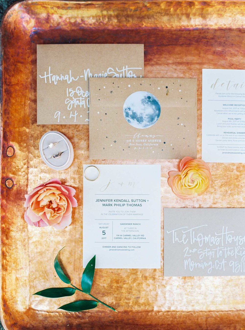 DIY: Make Your Own (Wedding) Invitations — girl & the bay | san ...