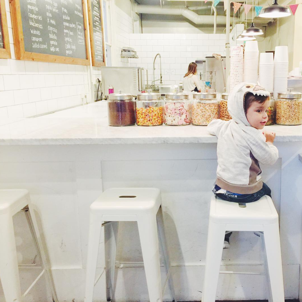Loving Cup Hayes Valley. Photo by  @girlandthebay .