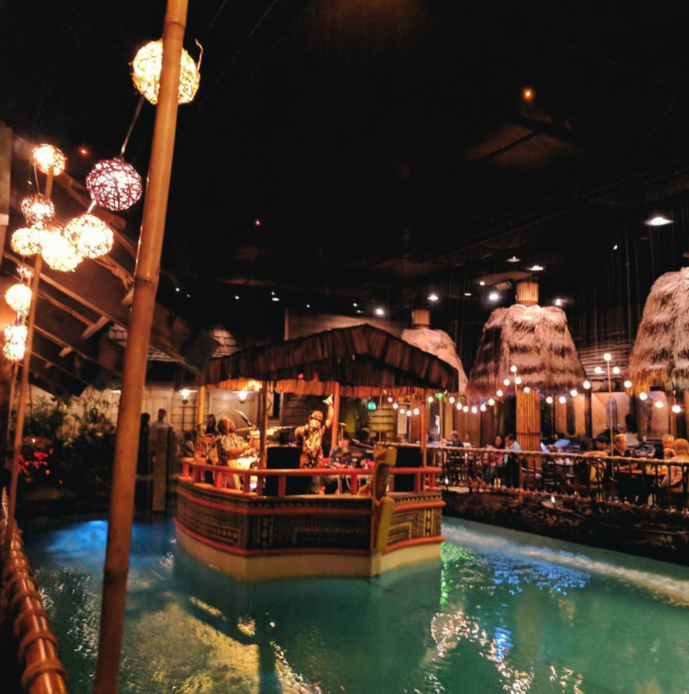 Tonga Room. Photo by @ patycritter
