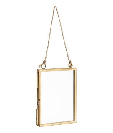 Hanging Metal Frame