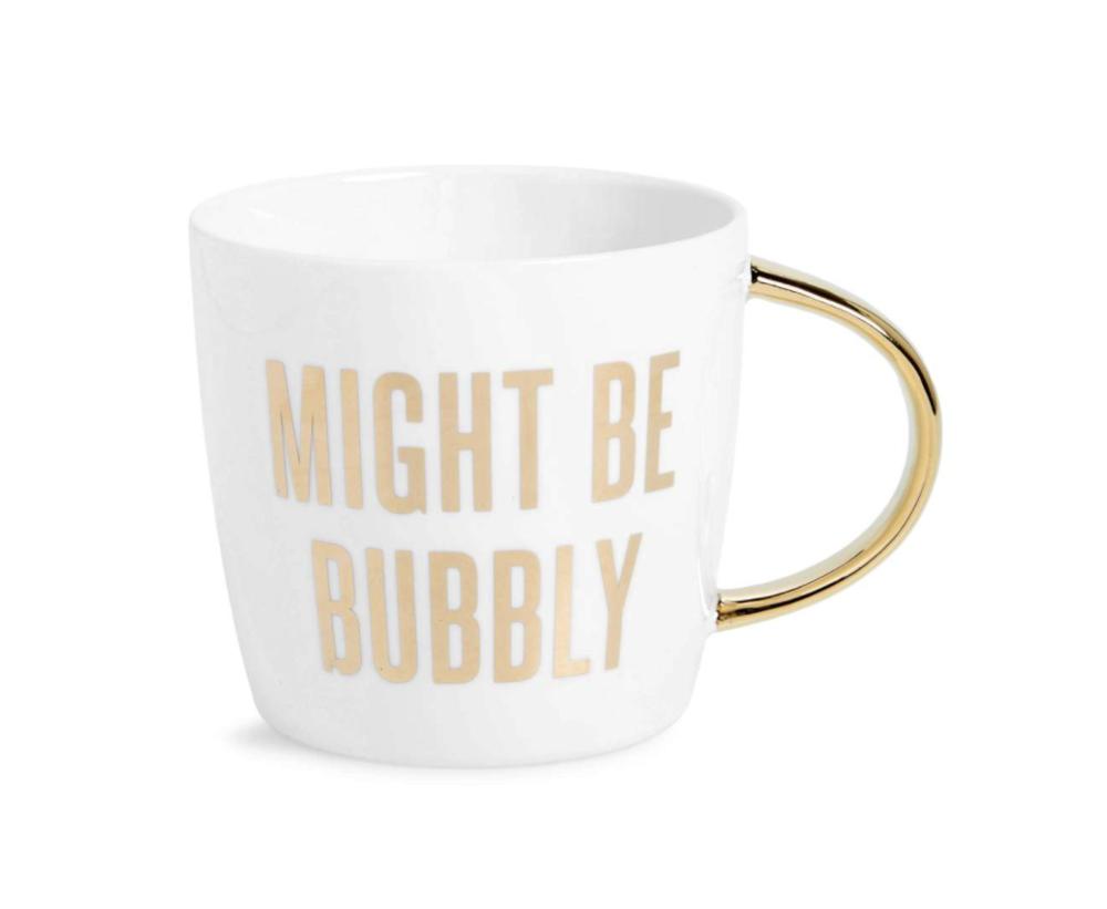 Might Be Bubbly Mug