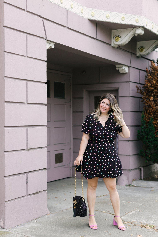 Mandana Ansari Fashion Blogger Polka.JPG
