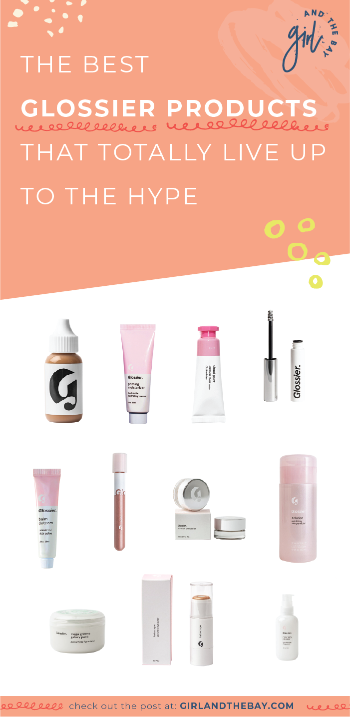 the glossier products that totally live up to the hype