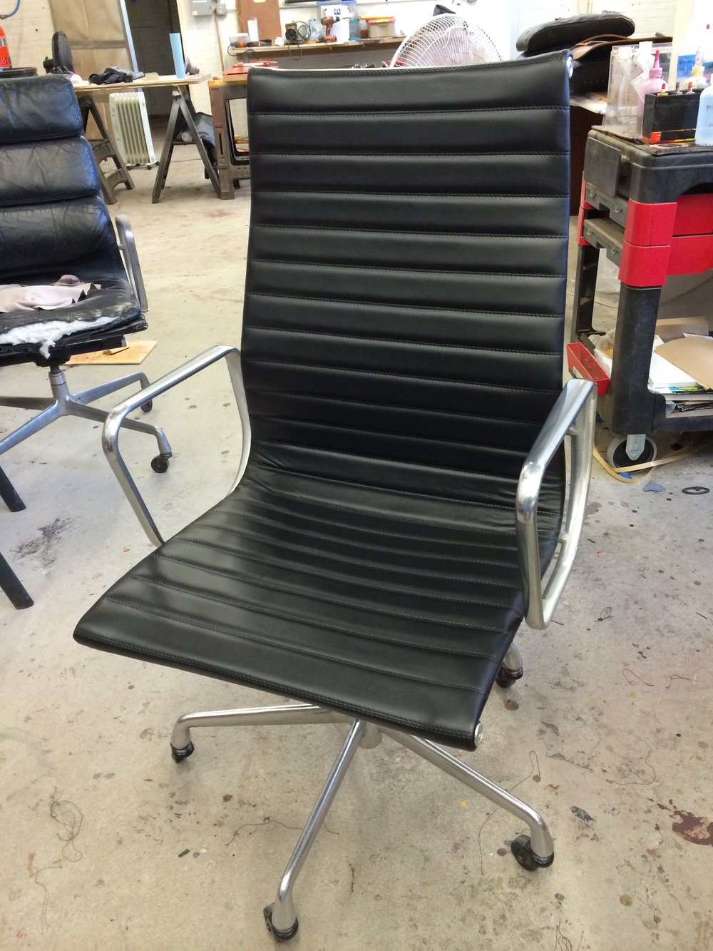 Aluminum Group chair