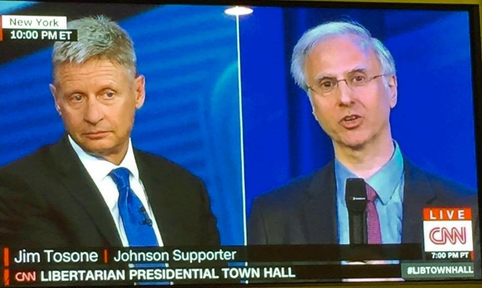 02 Tosone - CNN Libertarian Town Hall.JPG