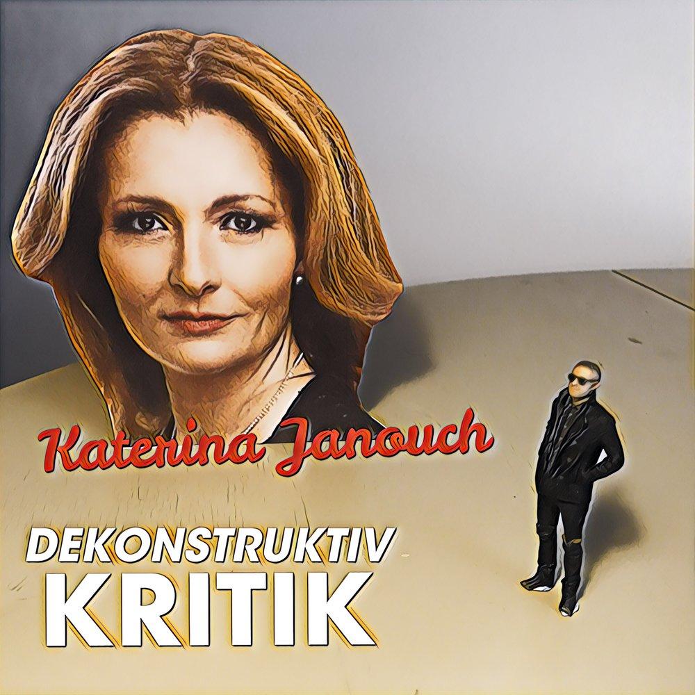 Katerina Janouch på besök hos DEKONSTRUKTIV KRITIK
