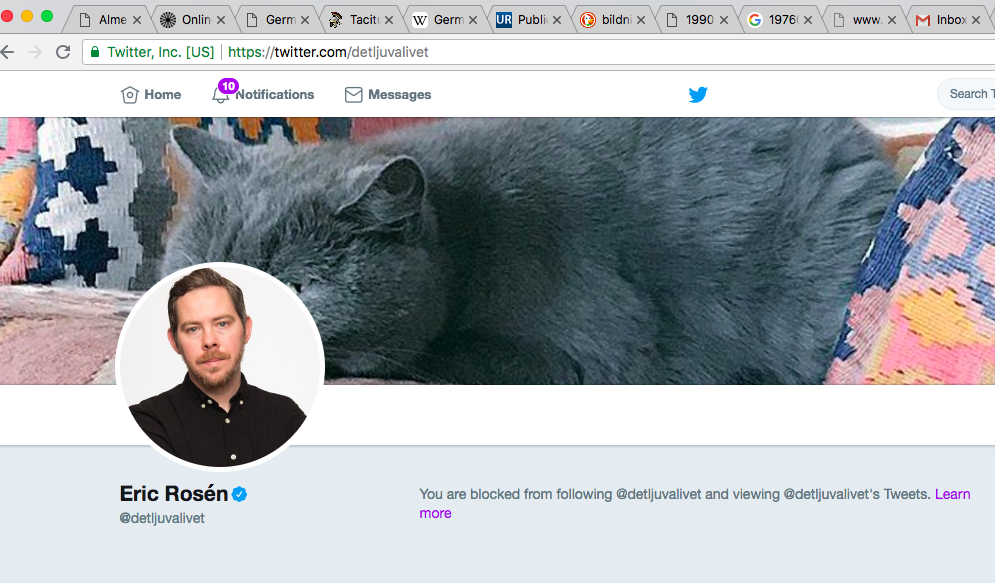 Eric Rosén blockar mig när jag konfronterar honom med blood libel.png
