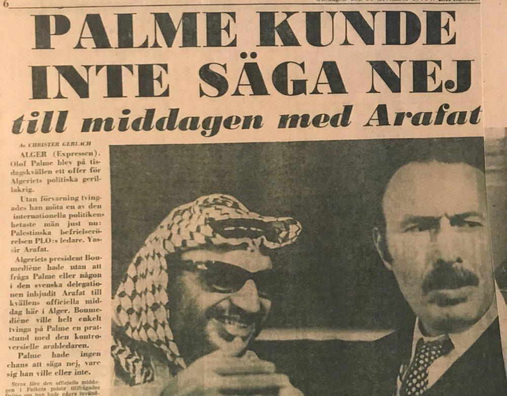 Expressen 13 november 1974