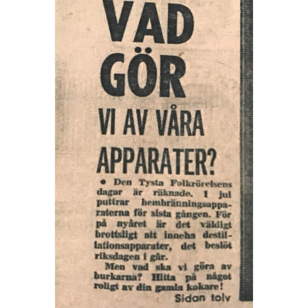 Expressen 14:e november 1974