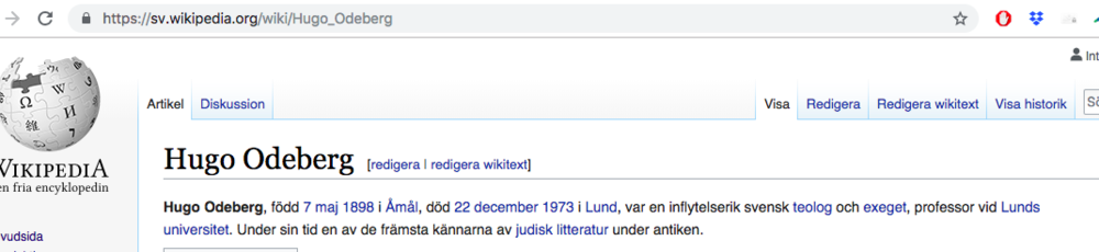 från  https://sv.wikipedia.org/wiki/Hugo_Odeberg