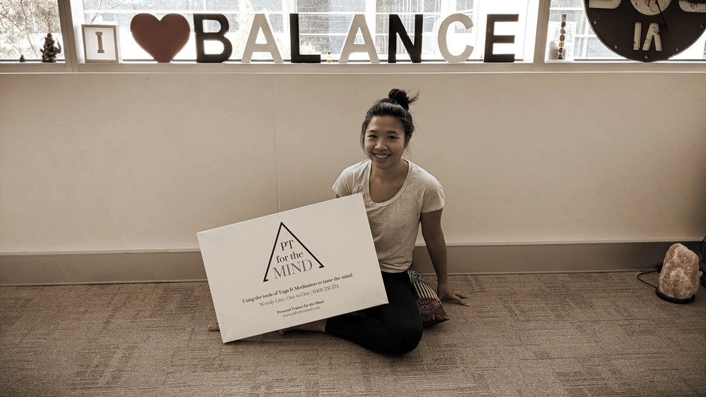 Wendy Lim - Registered Yoga TeacherOne to One TeacherMind TamerRetired Chemical Engineer