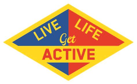 Live Life Get Active