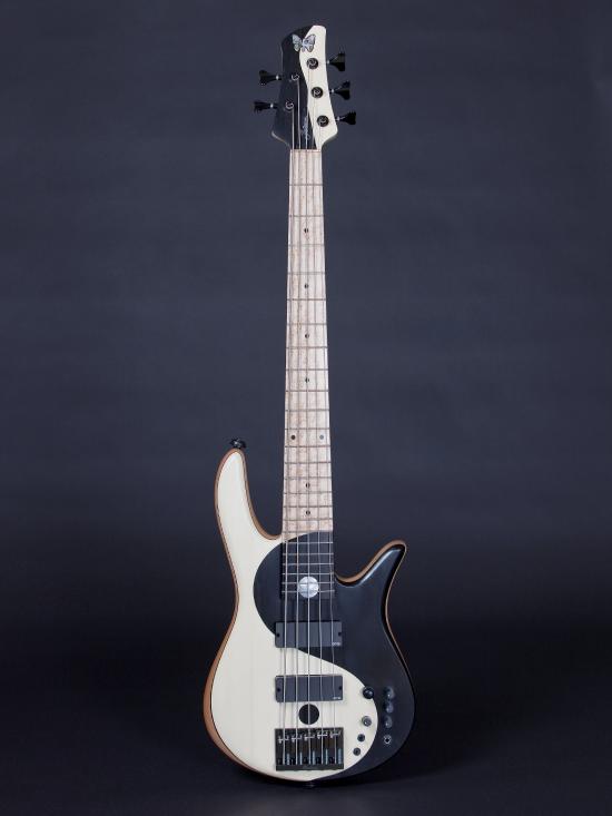 Yin-Yang bass -