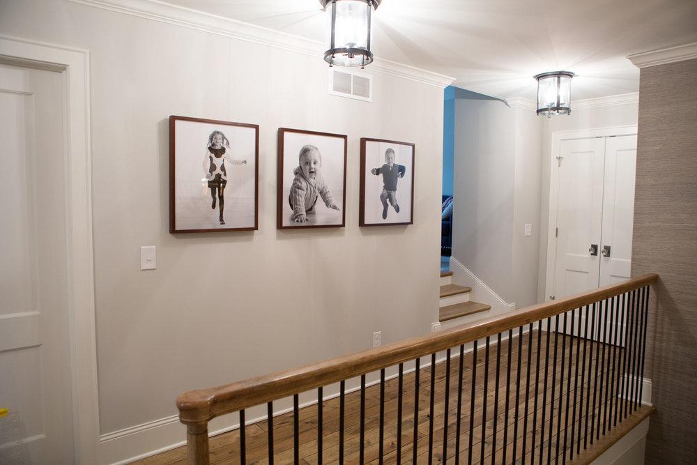 Hallway display