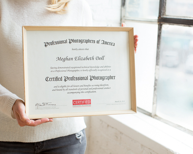 I\'m CERTIFIED | Minneapolis Certified Professional Photographer