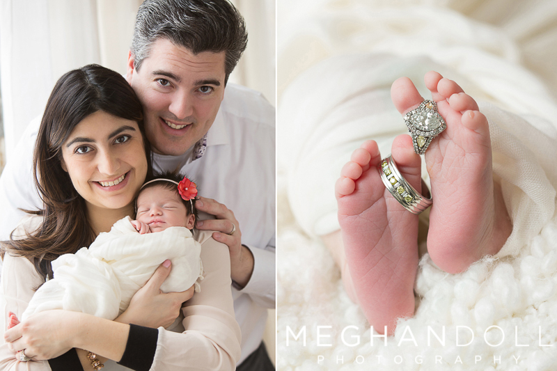 mom-and-dad-smile-with-their-baby-girl-and-display-their-wedding-rings