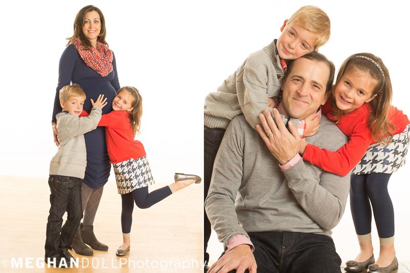 twin-siblings-hug-mom-and-dad