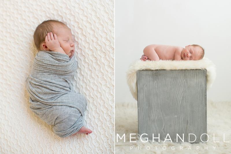 sweet-newborn-baby-boy-snuggles-up-on-big-gray-block