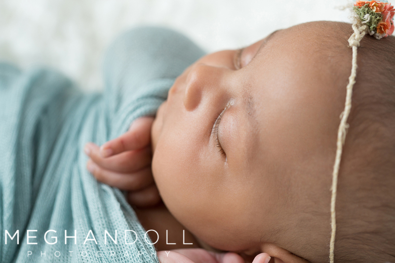 close-up-of-little-newborn-twin-girl