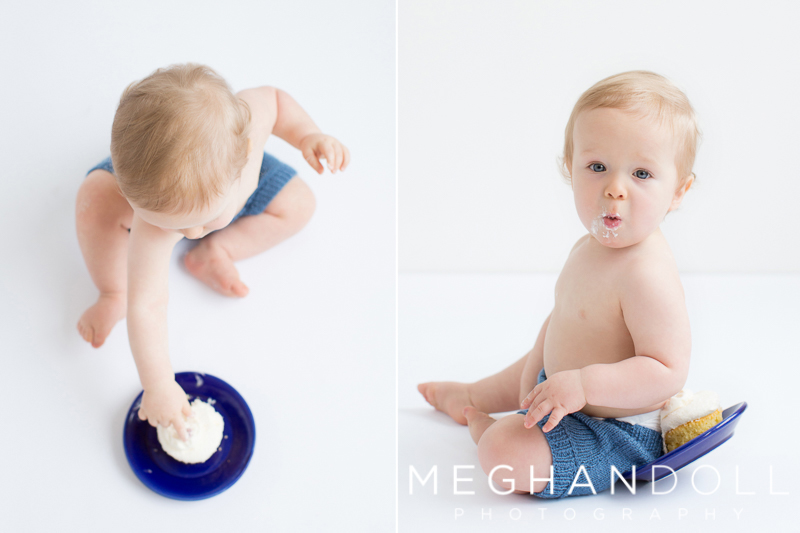 one-year-old-boy-sits-in-cupcake