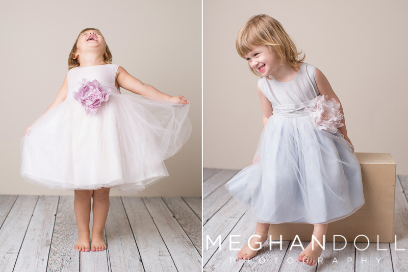 twin-three-year-olds-play-with-fluffy-dresses