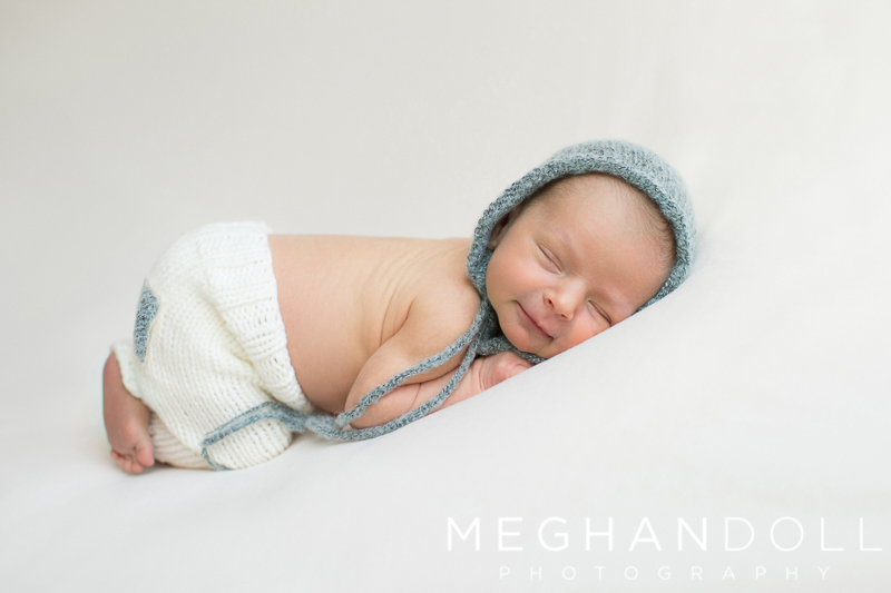 Little asher minneapolis newborn photography