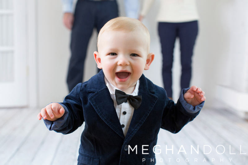one-year-old-boy-in-blue-velvet-suit