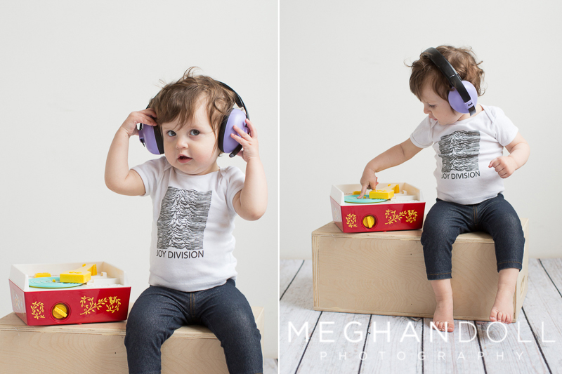 one-year-old-plays-with-record-player