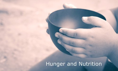 Hunger and Nutrition