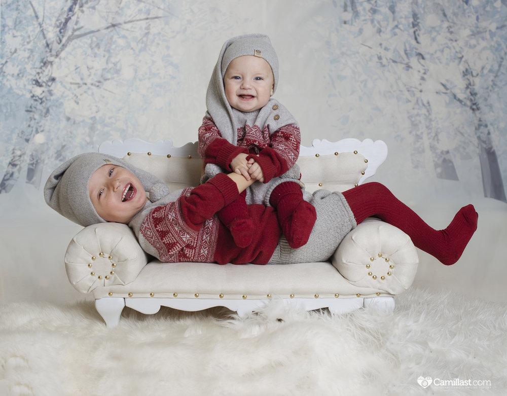 julefotografering oslo spydeberg østfold