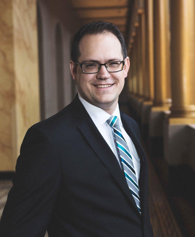 Perry Rihl - Law Clerk