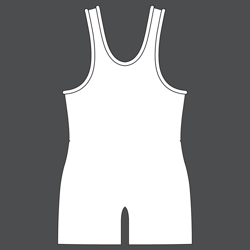 Wrestling Singlet - Retail Price: $74.99  Team Price 12-23: $59.99 Team Price 24+: $54.99Team Price 50+: Contact your Emblem Rep for a custom quote Fabric: LycraSizes: YXS, YS, YM, YL, XS, S, M, L, XL, XXL, XXXLOptions: N/A