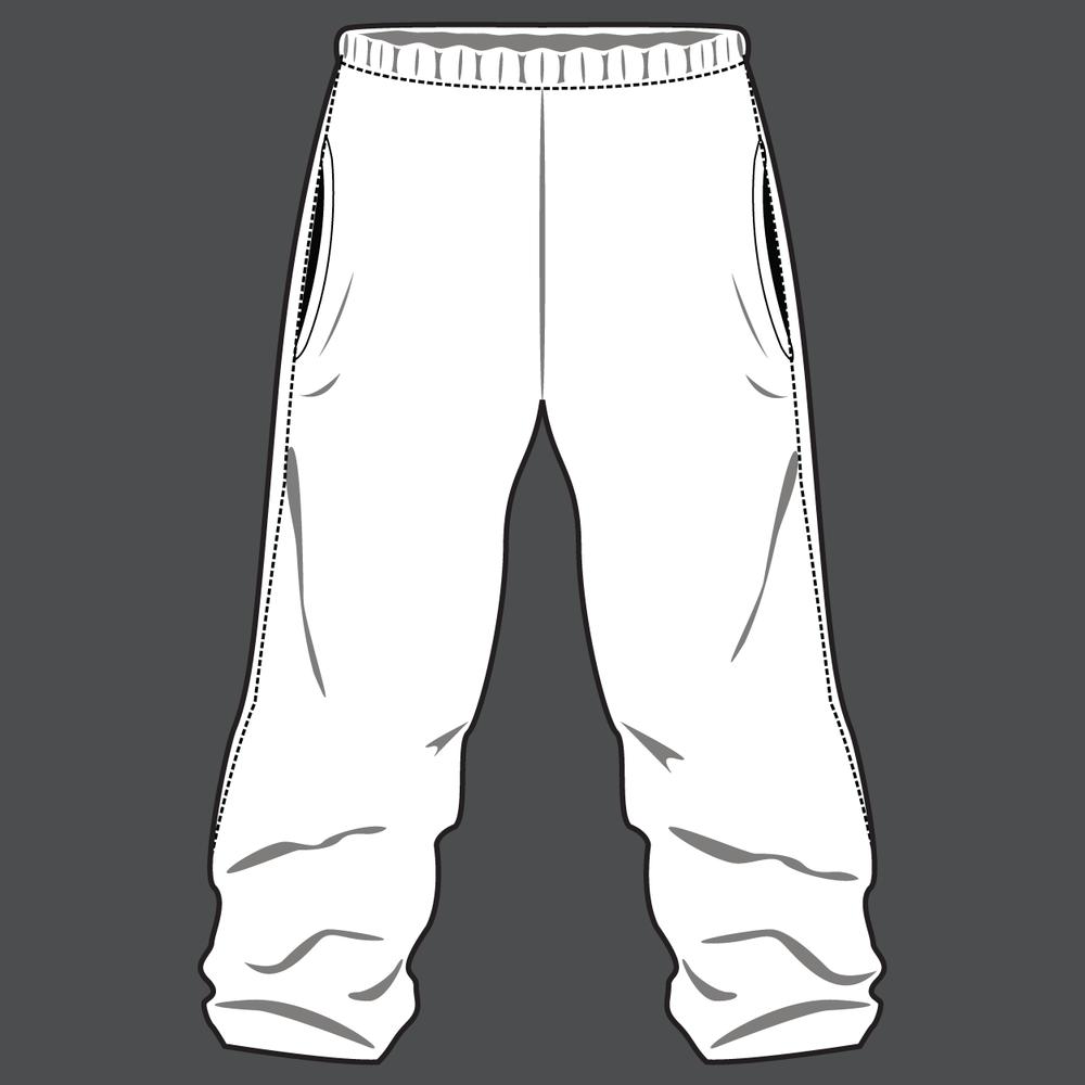 Sweat Pants - Retail Price:$44.99Team Price 12-23:$39.99Team Price 24+:$34.99Team Price 50+:Contact your Emblem Rep for a custom quoteFabric:FleeceSizes:YXS, YS, YM, YL, XS, S, M, L, XL, XXL, XXXLOptions:Pockets