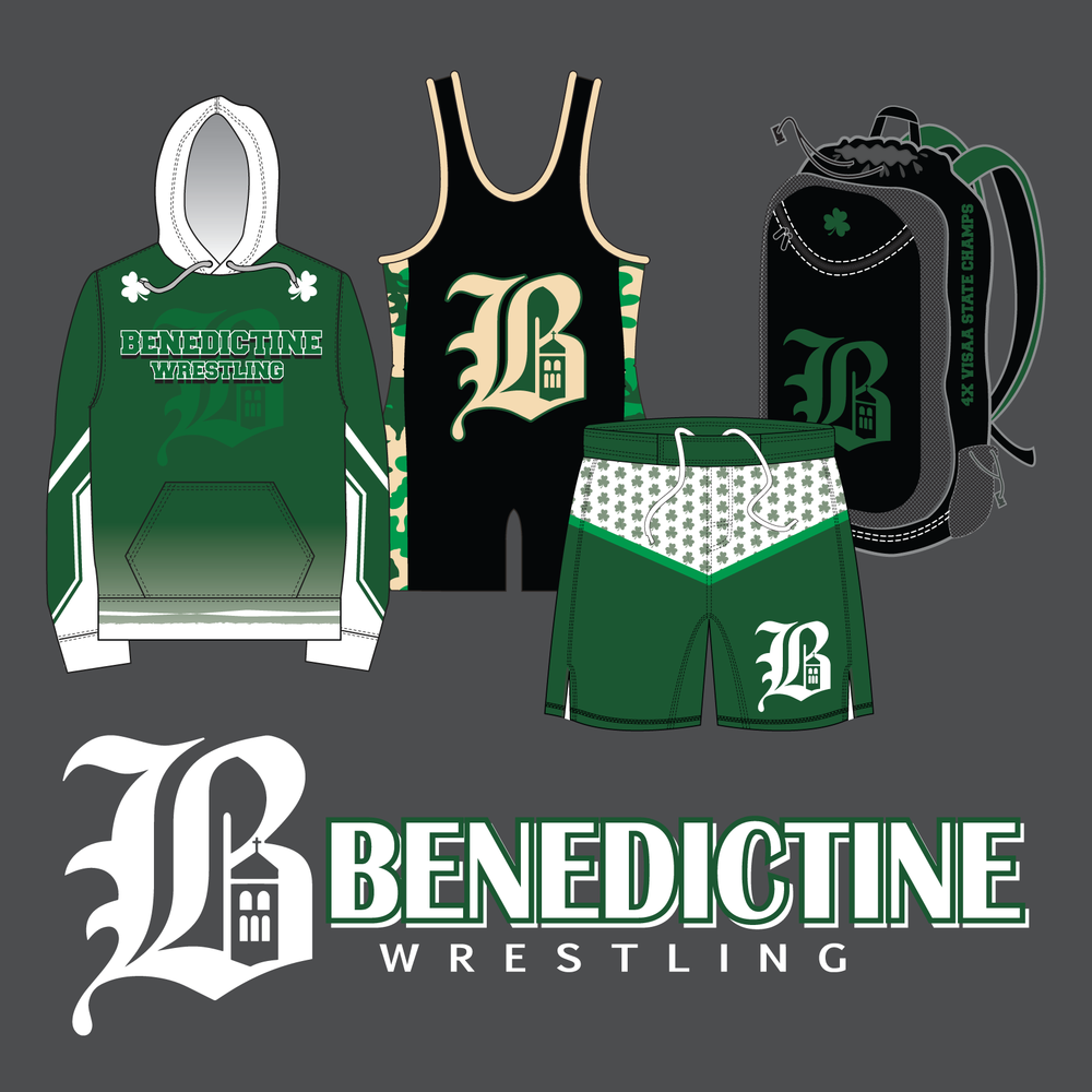 Benedictine Team Store - Open Date: October 15thClose Date: November 9thTotal Sales:$4,119.00Commission: $411.90Click image to access store.