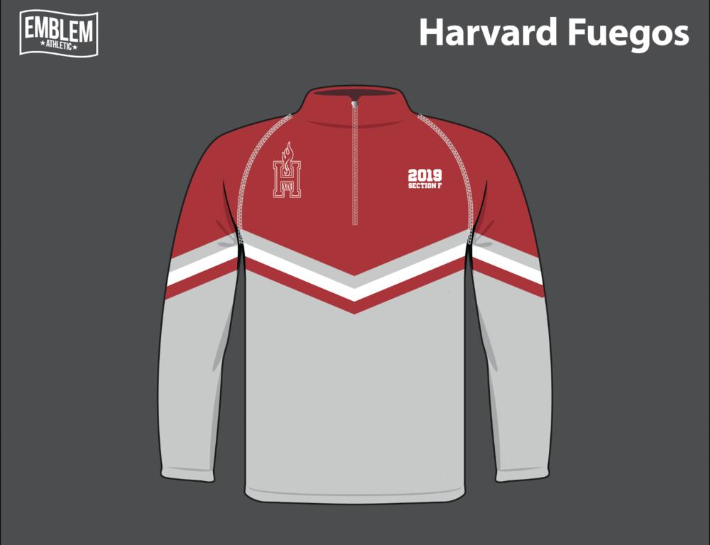Harvard Business School Fuegos - Click the image to view the Harvard Business School artwork & store