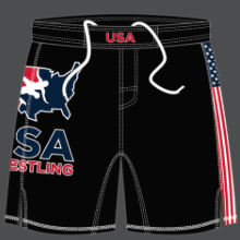 USA Wrestling - Click the image to view the USA Wrestling artwork & store