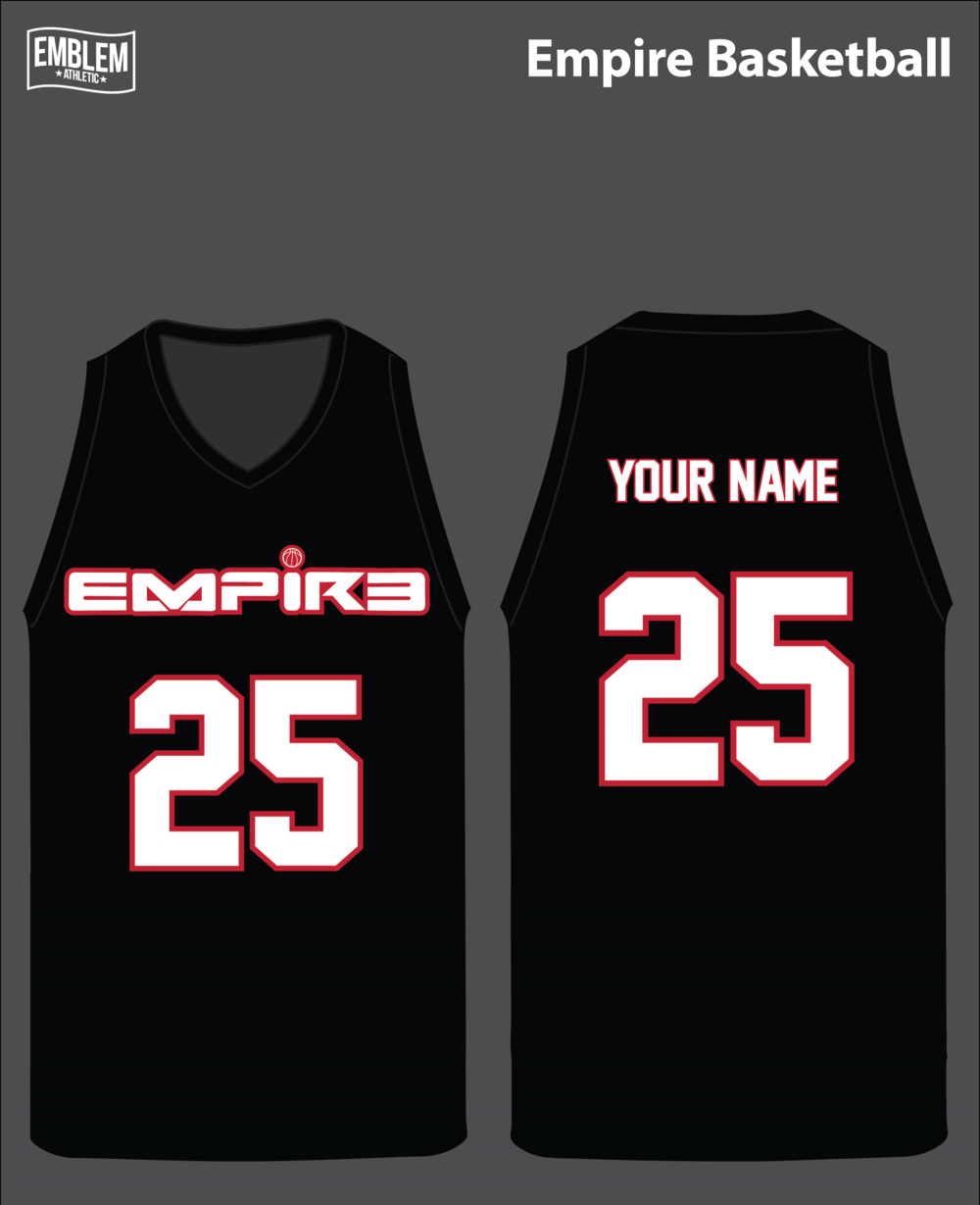 Empire Basketball - Click the image or title to view the Empire Basketball artwork & store