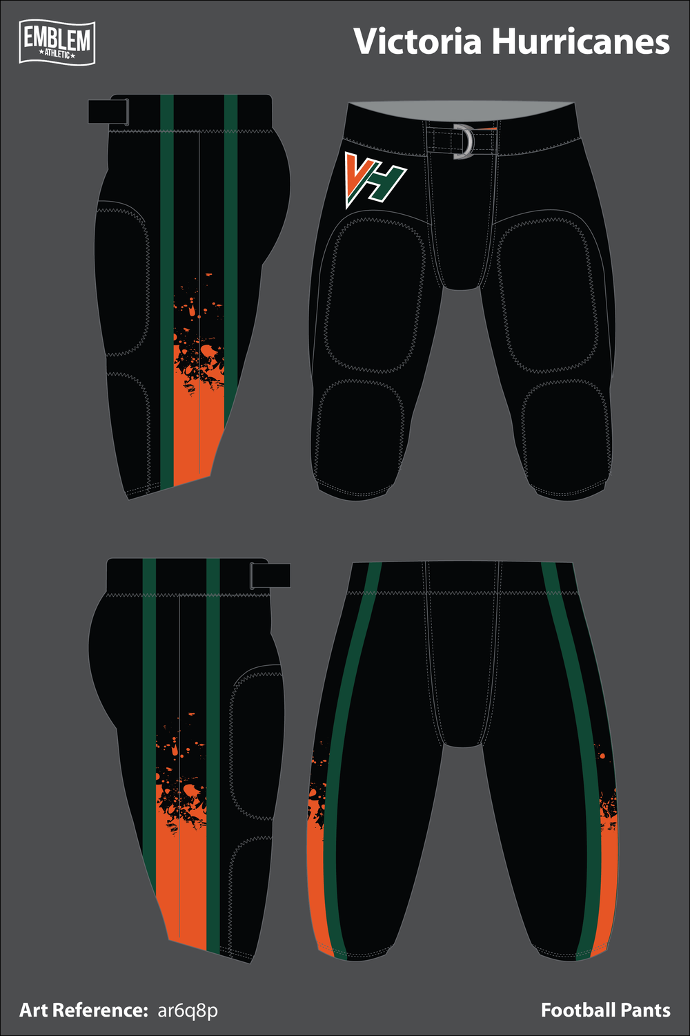 Victoria Hurricanes  - Revisions: 0Total Sales: $0Commission: $0Click image to access store.