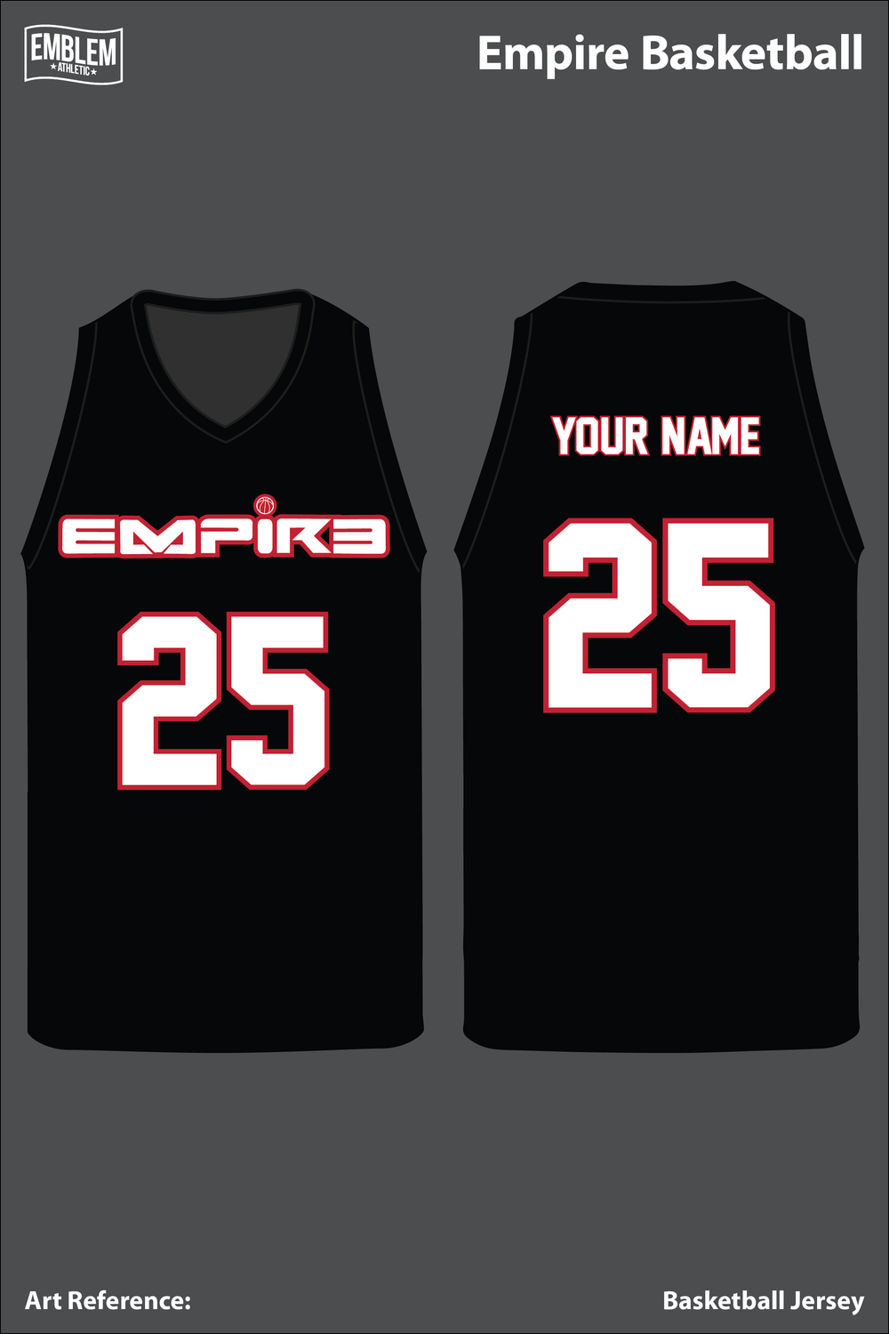 Empire Basketball - Closed: March 2018Total Sales: $550.00Commission: $27.50