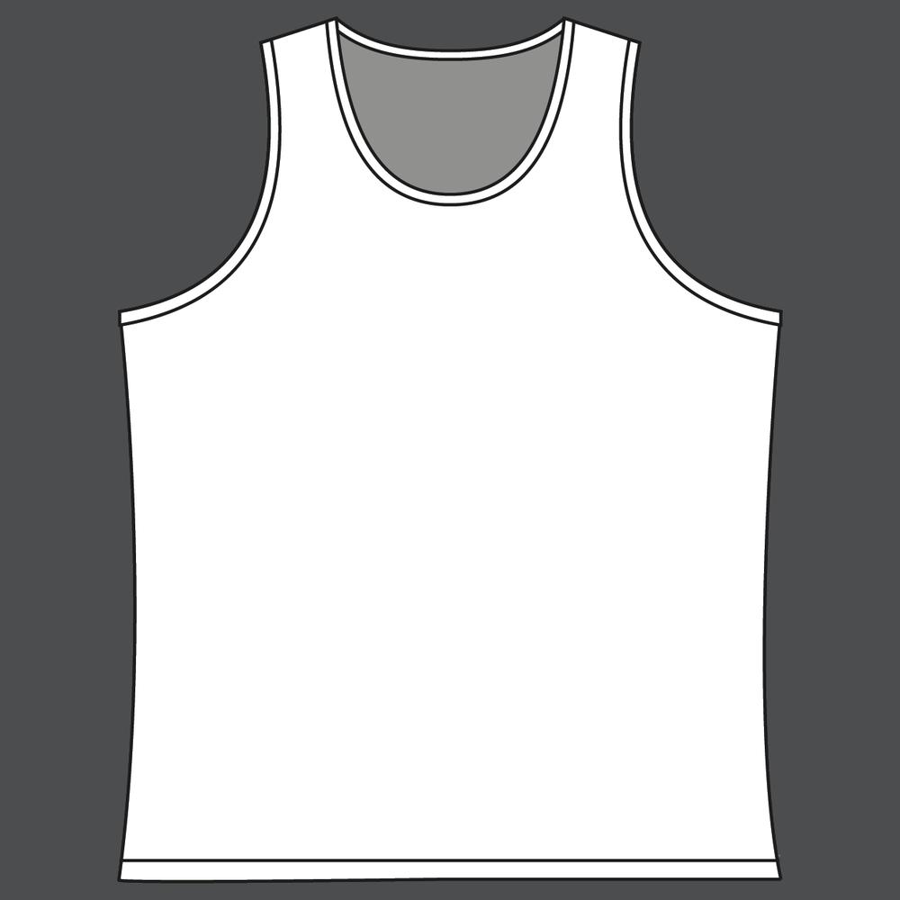 Men's Track Singlet - Retail Price:$34.99Team Price 12-23:$29.99Team Price 24+:$24.99Team Price 50+:Contact your Emblem Rep for a custom quoteFabric:Mini-Waffle front and 4-way stretch mesh backSizes:YXS, YS, YM, YL, XS, S, M, L, XL, XXL, XXXLOptions:N/A