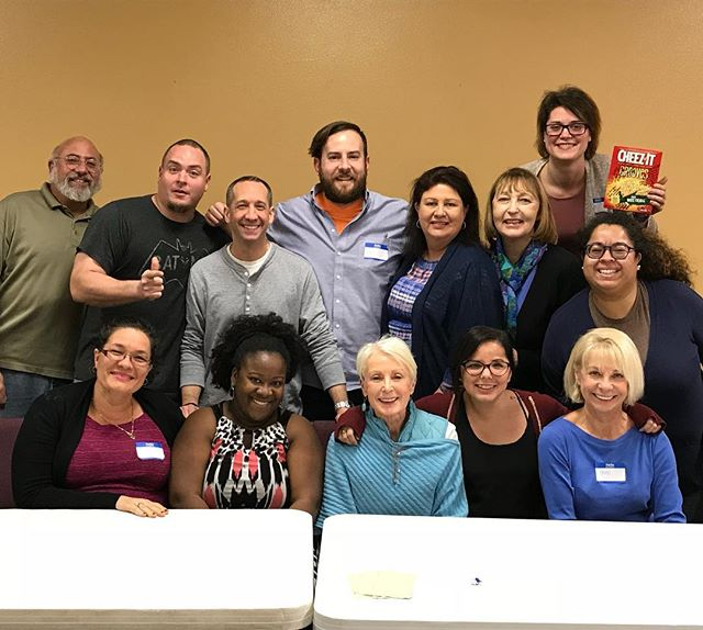 #TTEC wrapping up a great weekend of #EMDR training with our #GreenCrossAcademyofTraumatology executive director, Dr. Ben Keyes.