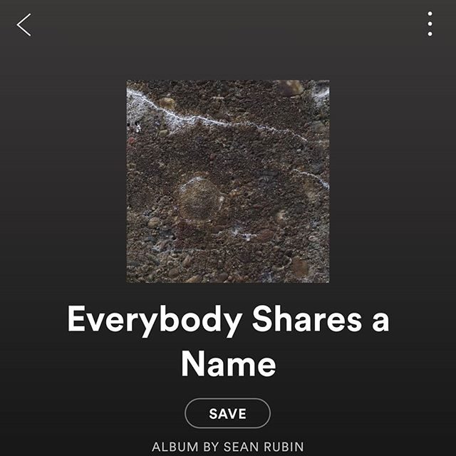 everybody shares a name is now available on your preferred streaming platform! Hop to it, pals.