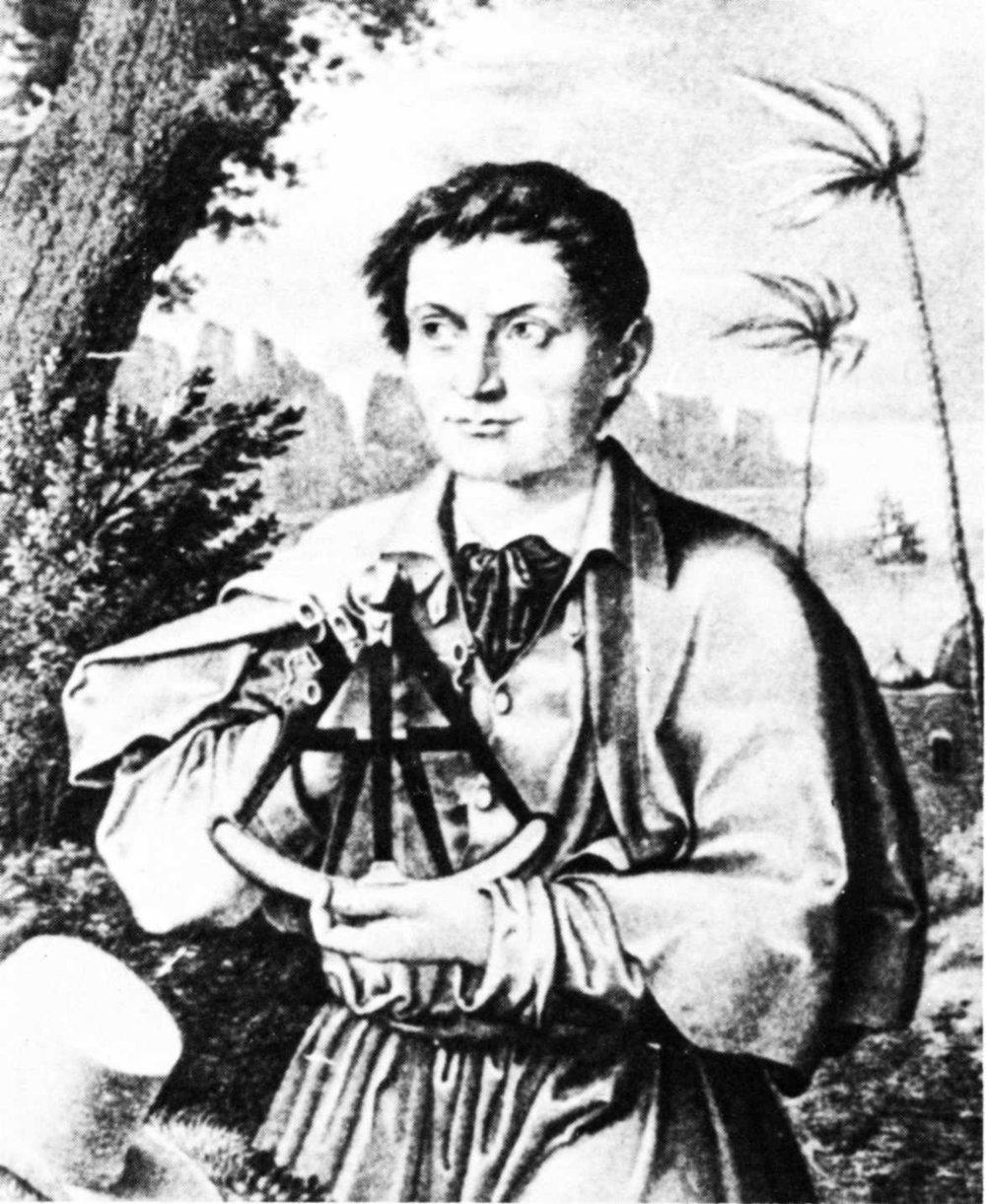 Kven var Mensen Ernst? - Løparen Mensen Ernst, opprinneleg Mons Monsen Øyri, blei født og oppvaksen i Fresvik i Sogn. I 1795 kom han til verda, og var yngstemann i ein søskenflokk på 6. Familien satt i trange kår, og det blei ikkje lettare av at faren til Mons døyde berre månadar etter at Mons var fødd. Det finnes lite informasjon kring barndomsåra til Mons, men me veit at han blei konfirmert den 5.august i 1810 i den eldgamle Rinde stavkyrkje. Vidare gjekk han i lære hjå broren som smed i Bergen, allereie som 14-15åring.Etter ei kort tid i smedlæra starta Mons Monsen sin yrkeskarriera som sjøgut og styrmann. Her skal han ha vore sjømann på fleire skip som frakta han verda rundt. Blant anna segla han til Middelhavet kor han besøkte land som Egypt, Hellas, Tyrkia og Malta. Sidan kom han til fleire verdsdelar, og segla blant anna rundt Kapp det gode håp og Madagaskar, og vidare til India, Australia og Kina. På ein ferd i Sør Afrika og Kapp-provinsen har me dei første kjeldene på Mons sitt løpartalent. Han forbløffa sitt skipsmannskap ved å vera med på eit lokalt kappløp kor han enda opp med overlegen siger. Mons Monsen fann såleis ut at han var lei av skipslivet, no ville han kryssa byar og land, hovudstadar, skogar, vidder og fjell ved hjelp av sine eigne bein. Då Mons var blitt 23år gammal, i år 1818 la til kai i London, mønstra av og forlot tilværelsen som skipsmann.