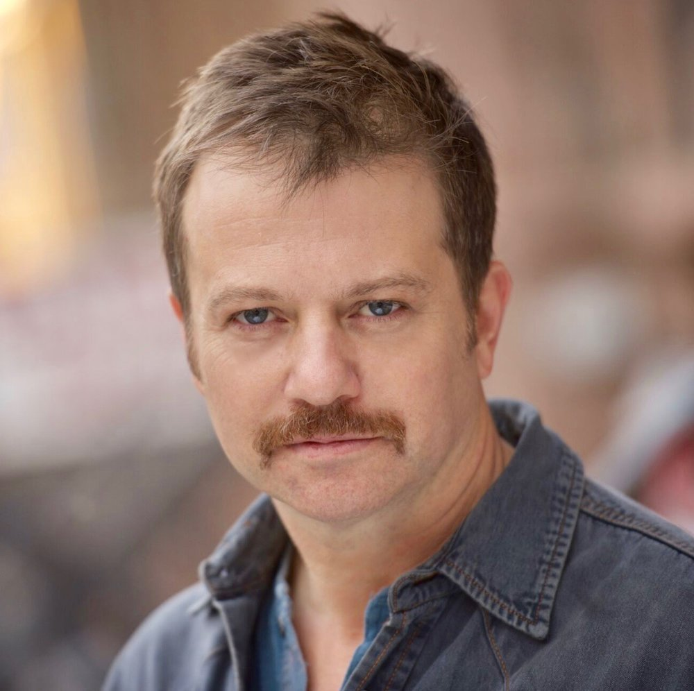LARS ENGSTROM - Pretty awesome moment when you get to call your [relatively new] client and tell him that he just booked his first significant TV credit...Congrats to Lars Engstrom for booking role on the upcoming Syfy series HAPPY! This is just the first of many for