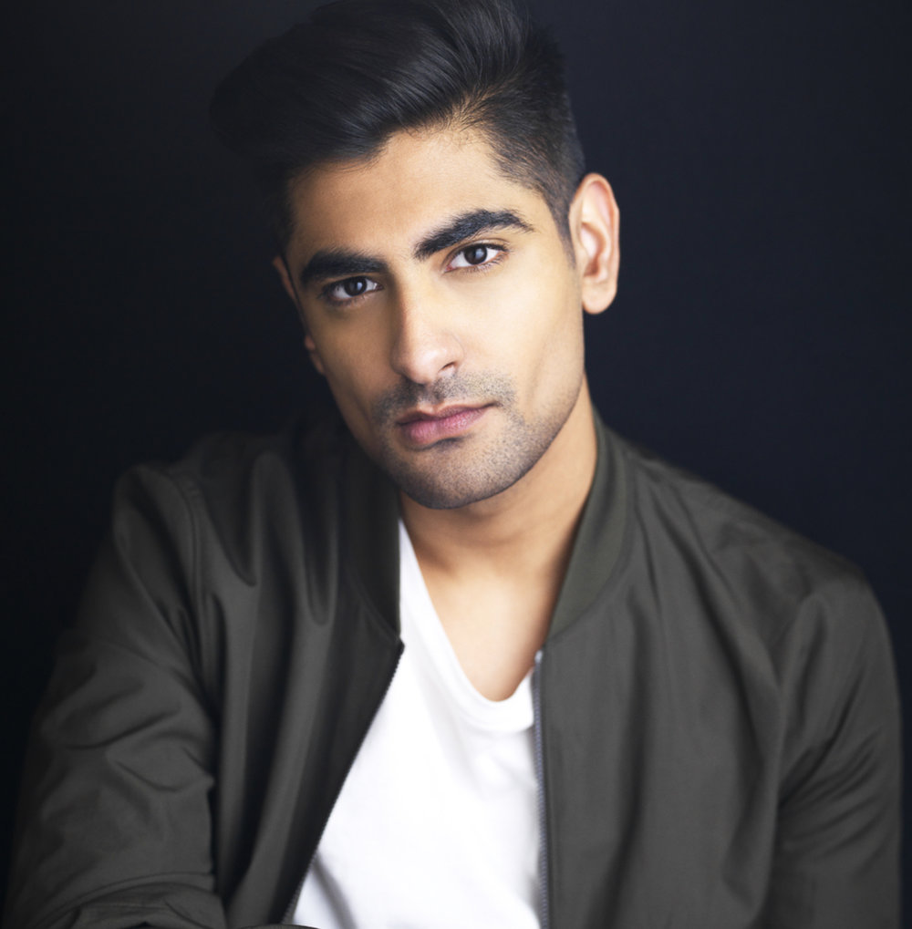 VARDAAN ARORA - It's been quite the couple weeks for client Vardaan Arora! Between his preparation and reading for a half dozen series regular roles, Vardaan managed to swing by the Billboard offices to sit down and chat about his new single